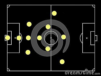 Catennacio famous soccer tactics