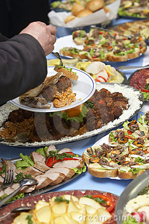 Free Catering 8 Stock Photography - 8265102