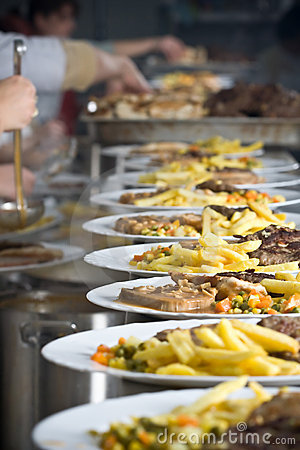Free Catering Food Stock Images - 5718274
