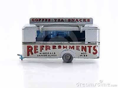 Catering Truck Toy
