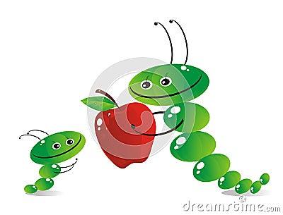 Caterpillar - mum