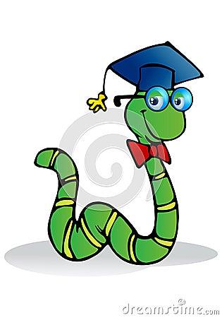 Caterpillar wear graduation hat