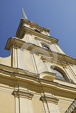 Cathédrale de forteresse de Petropavlovsk