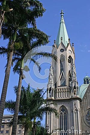 Cathédrale de Padre Jose Anchieta