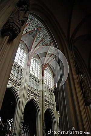Cathdral Saint Jan Den Bosch