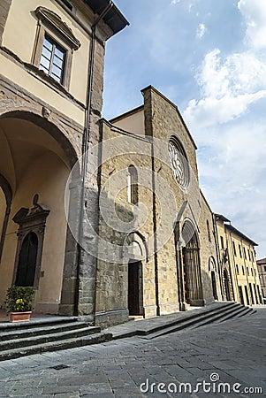 Cathédrale de Sansepolcro