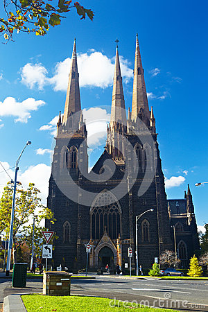 Cathedral Editorial Image