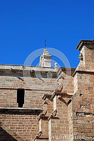 Cathedral, Almeria, Andalusia, Spain.