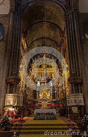 Cathedral Altar