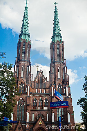 Cathedral of the Archangel Michael and St. Florian