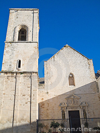 Cathedral of the Assumption of St. Mary. Polignano