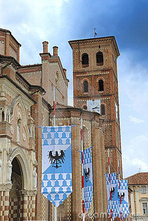 Cathedral, Asti, Italy