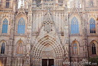 Cathedral of Barcelona Seu Seo