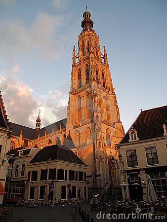 Cathedral of Breda