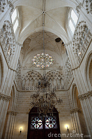 Cathedral In Burgos