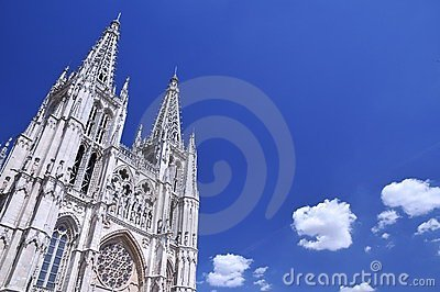 Cathedral of Burgos.