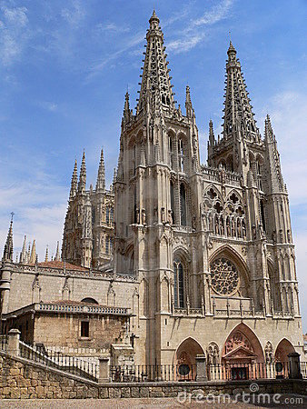 Cathedral, Burgos ( Spain )