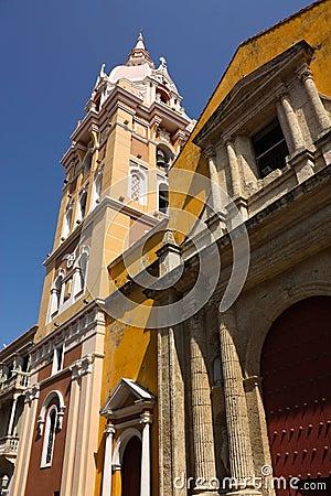 Cathedral of Cartagena de Indias