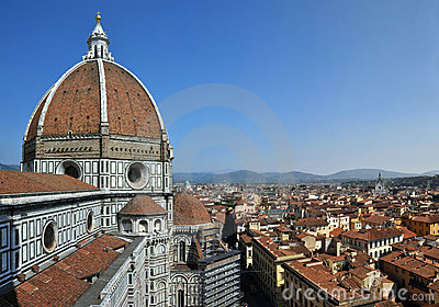 The Cathedral Church of Florence, Italy, Duomo