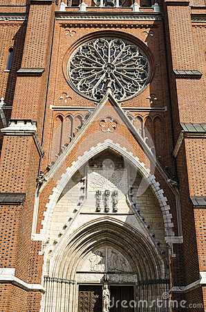 Free Cathedral Detail Royalty Free Stock Images - 49806999