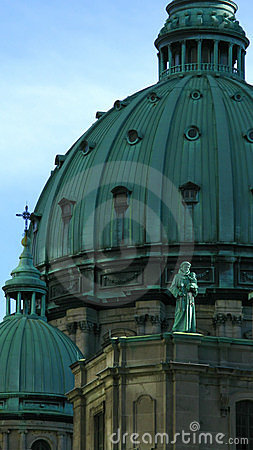 Free Cathedral Dome  Stock Photography - 6836132