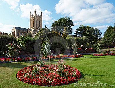 Cathedral and Gardens