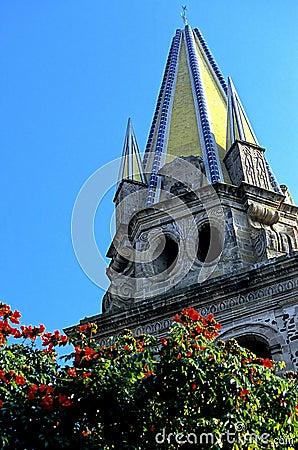 Cathedral- Guadalajara, Mexico