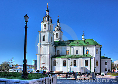 Cathedral of the Holy Spirit (Minsk, Belarus)