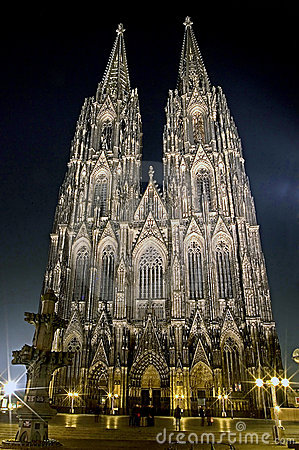 Free Cathedral In Cologne 3 Stock Photography - 4619152