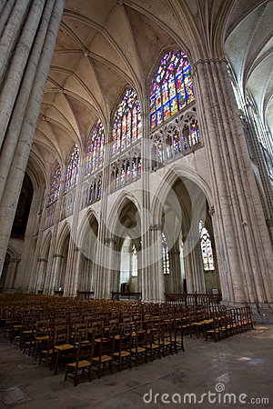 Cathedral of Jeanne d Arc