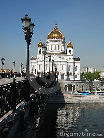 Cathedral of Jesus Christ Saviour, Moscow