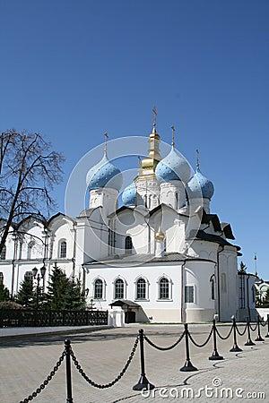 cathedral kazan