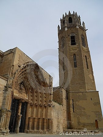 Cathedral of Lleida - Spain