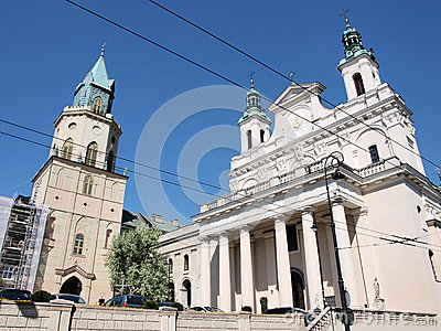 Cathedral, Lublin, Poland