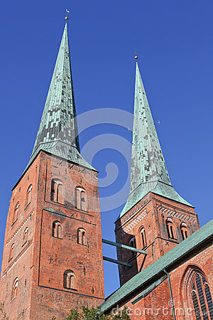 Cathedral of Luebeck