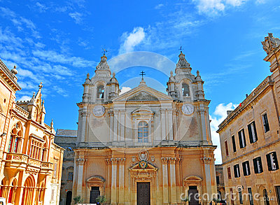 Cathedral of Mdina, Malta