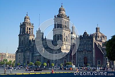 Cathedral Metropolitan, Mexico