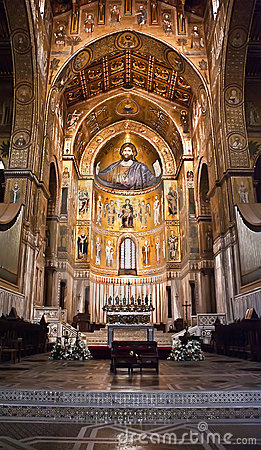 Cathedral of Monreale- Palermo-Sicily
