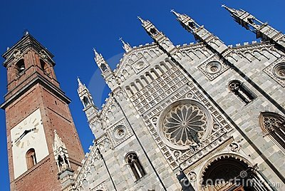 Cathedral, Monza
