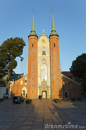 Cathedral Oliwa