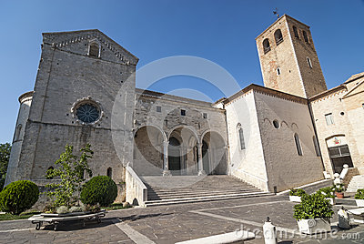 Cathedral of Osimo (Ancona)