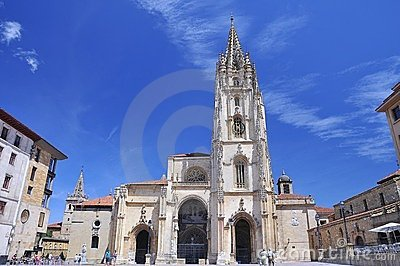 Cathedral of Oviedo.