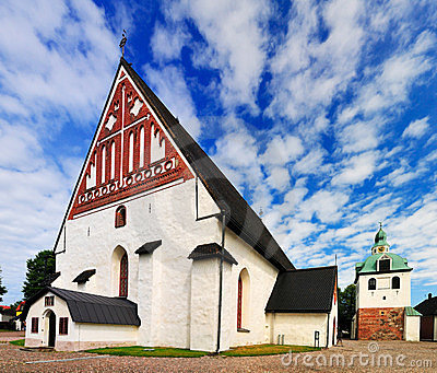 The Cathedral of Porvoo