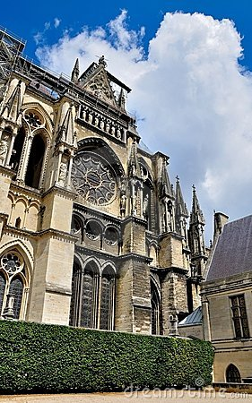Cathedral Reims.