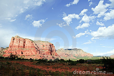 Cathedral rock at Sedona Arizona