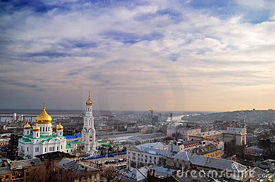 Cathedral. Rostov-on-Don.