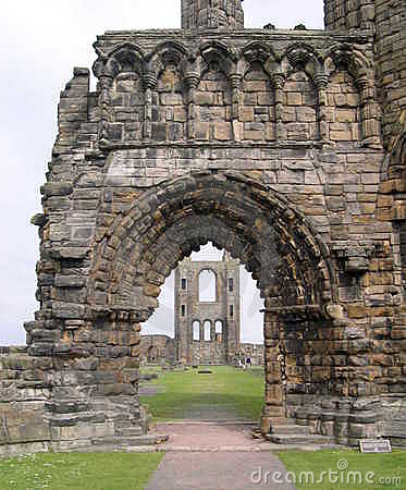 Cathedral Ruins St. Andrews UK