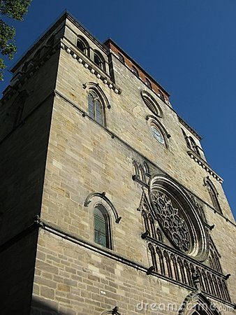 Cathedral Saint-Etienne in Cah