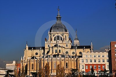 Cathedral of Saint Mary the Royal of La Almudena
