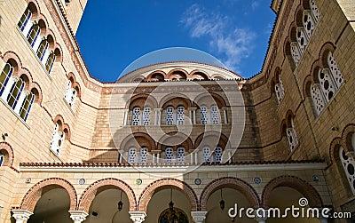 Cathedral Saint Nectarios of Aegina.